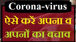 Know about coronavirus symptoms
